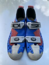 New listing Sidi T1 cycling/triathlon shoes size 44