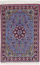 Isfahan Teppich Orientteppich Rug Carpet Tapis Tapijt Tappeto Alfombra Art Kunst