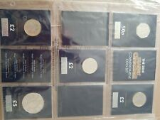 2020 BU Commemorative Annual Coin Set Incl. Team GB Olympic 50p Certified Packs.