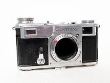 Vintage ZEISS IKON CONTAX II 35mm film Rangefinder camera body only