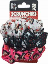 Betty Boop Scrunchies Three (3) Piece Set Various Designs