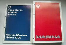 MORRIS MARINA REPARATURANLEITUNG DEUTSCHE AUSGABE AKD 7806 NEU NEW NOS