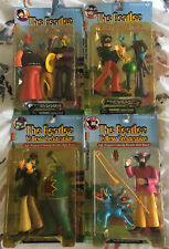 The BEATLES Yellow Submarine FULL SET Figures, McFarlane Toys