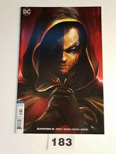 Deathstroke #33 Mattina Variant Damian Wayne NM 1st Print DC Rebirth Robin
