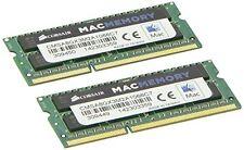 Corsair CMSA8GX3M2A1066C7 Apple Mac Memoria,  DDR3, 1066 MHz, 1.5 V, CL7, (w7Q)
