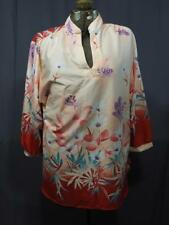 Vintage Polyester Hemd Bluse 600ms Mv