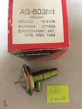 AMGAUGE MURRAY 277603 EVERCO H967, 987, 1976, 1985, 1989 Heater Control Valve