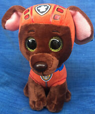 W-F-L Ty Paw Patrol Dog Boos Glubschi 15 cm Stuffed Animals Zuma Chase  Rubble c72e65bea43c