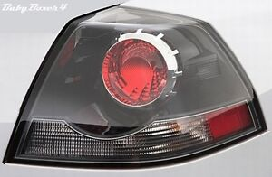 Black Altezza Right Driver Tail light for Holden Commodore VE SS SSV Pontiac G8