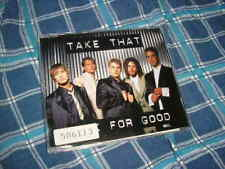 CD Pop Take That Back for Good BMG promo sheet