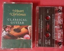 The Heart of Christmas - Classical Guitar - Music Cassette Tape