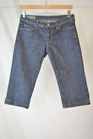Citizens of Humanity COH Dark wash cropped BARDOT capri denim jeans, size 27