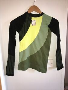 Free People Movement Watch & Learn Long Sleeve Top Size Medium / Large