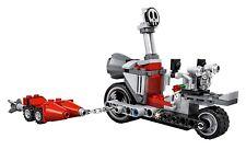 LEGO MINIONS UNSTOPPABLE BIKE CHASE 75549 SET LOOSE NO MINIFIGURES NO BOX RETRO
