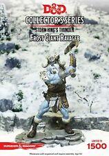Dungeons & Dragons - Frost Giant Ravager - GF9 71058 - D&D Miniatures - Ltd 1500