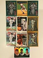 Barry Bonds Lot - 10 Cards, San Fransisco Giants MLB Topps Upper Deck NM
