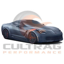 2017 C7 Corvette Grand Sport Graphics Genuine GM Indoor Car Cover 84025014