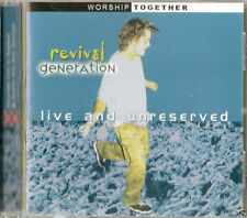 REVIVAL GENERATION - Live & Unreserved - Christian Music CCM Worship Praise CD