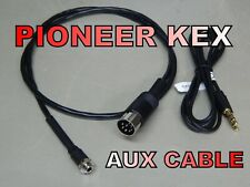 PIONEER KEX Modelle aux Eingang MP3