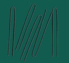 (5,26€/100g)  Efeunadeln, Römerhaften, Krampen, 10 x 120 mm, 75 g, ca. 35 Stück