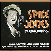 Spike Jones - Musical Madness [Remastered] [Remastered] (2007)