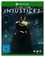 Injustice 2 - DayOne-Edition | XBox One | NEU & OVP | UNCUT | Blitzversand