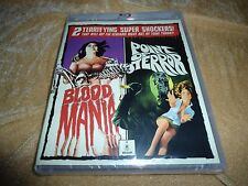 Blood Mania (1970) / Point of Terror (1971) [Blu-ray + DVD] (Limited Edition)