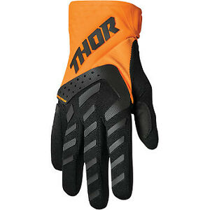 NEW THOR 2022 MX ATV SPECTRUM MOTORCYCLE GLOVES ALL SIZES & COLORS ADULT