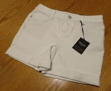 NEW!  Simply Vera Wang ~ SIZE 4 ~ Mid Rise Cuffed Shorts