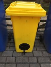 More details for wormery worm farm organic composting bin 120l established working worms included