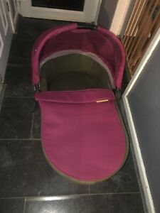 Mamas And Papas Mylo Carry Cot