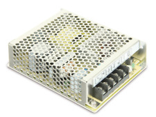 LED Trafo - Netzteil 24V/DC - 76,8W - 3,2A MEANWELL (RS-75-24) MW Power Supply