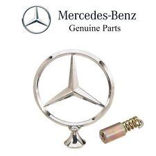Mercedes W108 W111 W116 250SE 280SEL Hood Emblem Star Kit Genuine 108 586 03 88