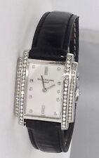 Patek Philippe Gondolo Diamonds 18k White Gold Ladies Watch
