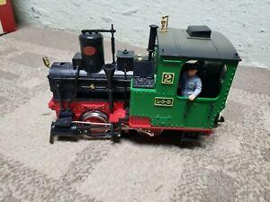 LGB 20212 Stainz 0-4-0 #2 Steam Locomotive No. 2774 *G-Scale* Broken Smoke Stack
