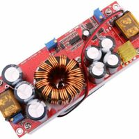 1500W DC-DC Step-up Boost Converter 30A Constant Current Power Module LED Driver