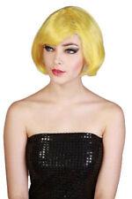 Fancy Dress Men Women Girls Wigs Afro Clown Geisha Bob Mermaid Long Pink Monk