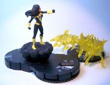 HeroClix War of Light #037 Karu-Sil + The Pack