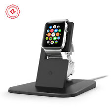 Twelve South HiRise for Apple Watch, black, Metal charging dock for Apple Watch