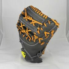"Louisville Slugger Series Leather 13"" Black RHT First Baseman Baseball Glove"