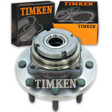 Ford F-350 1999-2001 Timken 515021 Front Wheel Bearing & Hub Assembly