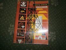 Vintage  Paper Back Book August 1964 South Africa An Economic Survey Barclays