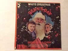 Dennis Day ‎– White Christmas - Design Records ‎– SDLPX-27 vg/vg vinyl lp