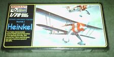 Heinkel German Airforce Fighter He51A-1 Plastic Model Kit