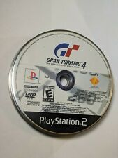 Gran Turismo 4 PS2 Playstation 2 Game
