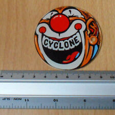 Williams Pinball Cyclone 1988 Promotional Plastic Keyfob