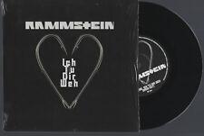 """RAMMSTEIN """"Ich Tu Dir Weh"""" 1 Track 7 Inch VINYL unplayed"""