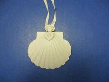 Margaret Furlong Seashell Ornament 1986 Limited Ed Hallelujah Angel Repaired Htf