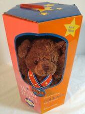 "Set of 3 Limited Edition GUND 2003 ""Wish Bears"" - Love, Courage, Hope - NIB"