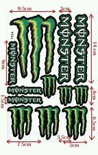 Stickers Autocollant moto velo moto voiture skate snow ski sport monster